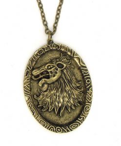 Game of Thrones Cersei Lannister Pendant